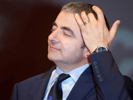 Mr Bean watch